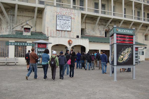 Alcatraz Cezaevi Müze'ye Dönüştürüldü...