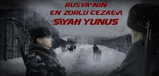 Rusya'nın En Zorlu Cezaevi : Siyah Yunus