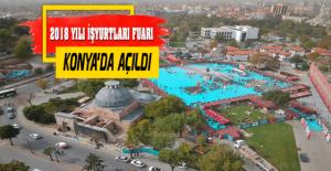 İşyurtları 2018 Yılı Fuarı Konya'da Açıldı