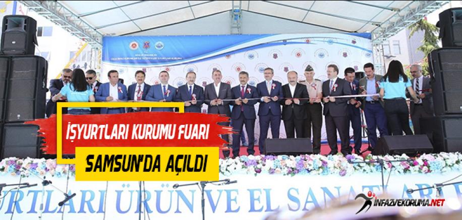 2018 Yılının 2. İşyurtları Fuarı Samsun'da Açıldı !