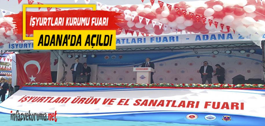 2018 Yılının İlk İşyurtları Fuarı Adana'da Düzenlendi