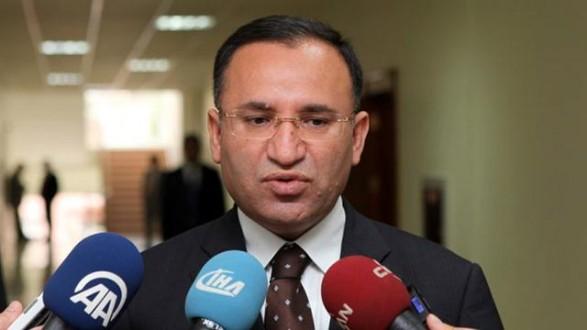 Adalet Bakanı Bekir Bozdağ Dış Güvenlik İçin Tarih Verdi...