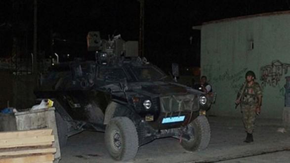 Bitlis E Tipi Kapalı Ceza İnfaz Kurumuna Taciz Ateşi Açıldı !