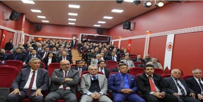 Çankırı E Tipi Kapalı Ceza İnfaz Kurumu Tiyatro ve Gösteri Salonu Törenle Açıldı...