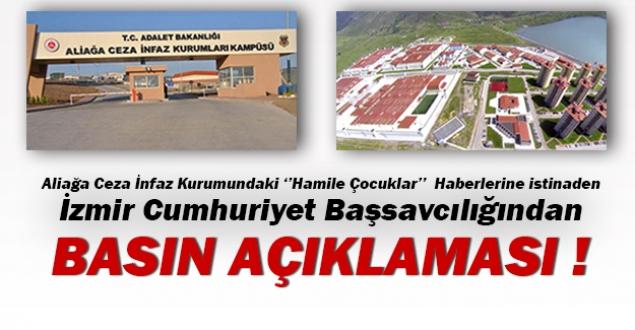 Cezaevinde 'Hamile Çocuklar' Haberlerine İstinaden Basın Açıklaması...