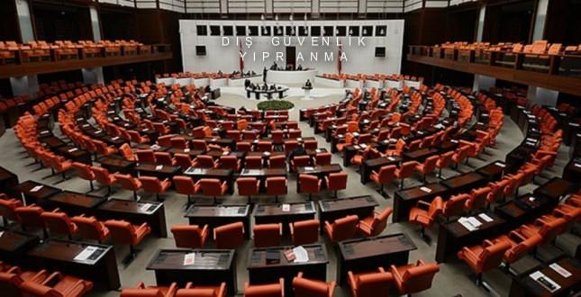 Dış Güvenlik Meclis Genel Kurulunda Görüşülmeye Başlandı !