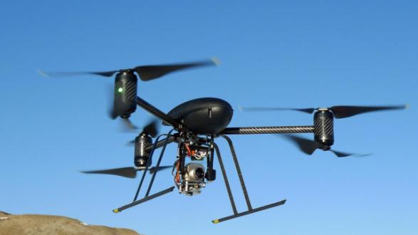 Drone ile Cezaevine Cep Telefonu Sokmak İstediler...