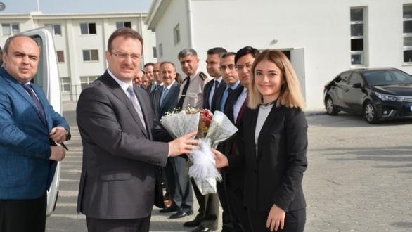 Genel Müdürlük Heyeti Tarsus Ceza İnfaz Kurumları Kampüsünü Ziyaret Etti