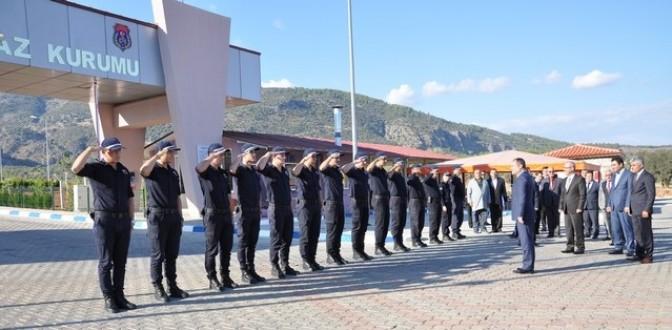 Genel Müdürümüz Enis Yavuz YILDIRIM Seydikemer-Eşen T Tipi Kapalı ve Açık Ceza İnfaz Kurumunu Ziyaret Etti