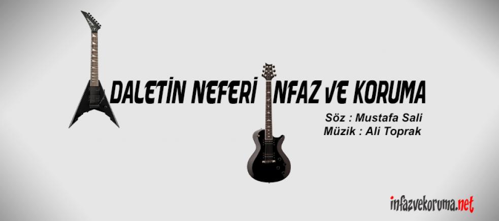 İnfaz ve Koruma Memuru Mustafa SALİ Söyledi...