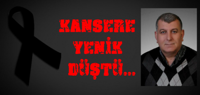 Mersin E Tipi C.İ.K Personeli İKM Ali KOÇ Vefat Etti..