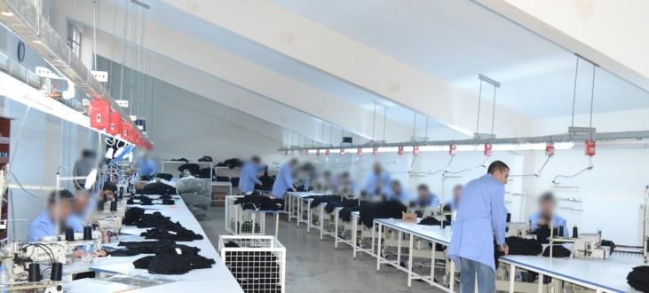 Ordu E Tipi Kapalı Ve Açık Ceza İnfaz Kurumu Müdürlüğü Tekstil Sektöründe Önemli Başarılar Elde Etti.