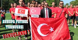 Ceza İnfaz Kurumları 2018 Yılı Avrupa Futbol Turnuvası Sonuçlandı !