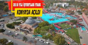 İşyurtları 2018 Yılı Fuarı Konya'da Açıldı !