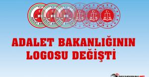 Adalet Bakanlığının Logosu Değişti