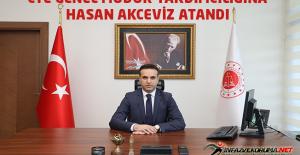 CTE Genel Müdür Yardımcılığına Hasan AKCEVİZ Atandı