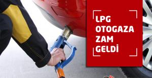 LPG Otogaza Zam Geldi - 02 Mart 2019 Güncel