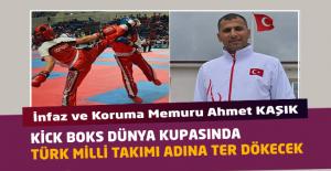 İnfaz ve Koruma Memuru Ahmet KAŞIK...