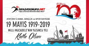 Atatürk'ü Anma, Gençlik ve Spor Bayramının 100. Yılı Kutlu Olsun