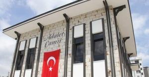 Samsun T Tipi Kapalı ve Açık Kampüs Cezaevinde 'Adalet Camii' İbadete Açıldı