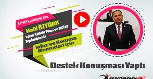 MHP Kırıkkale Milletvekili Halil...