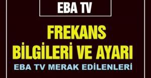 EBA TV canlı izle…...