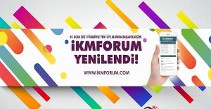 ikmforum.com Forum Sitemiz Yenilendi !