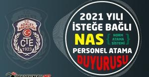 CTE 2021 Yılı İsteğe Bağlı Personel Tayinleri Başlıyor