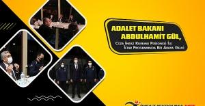 Adalet Bakanı Abdulhamit Gül, Ceza İnfaz Kurumu Personeli İle İftar Programında Bir Araya Geldi