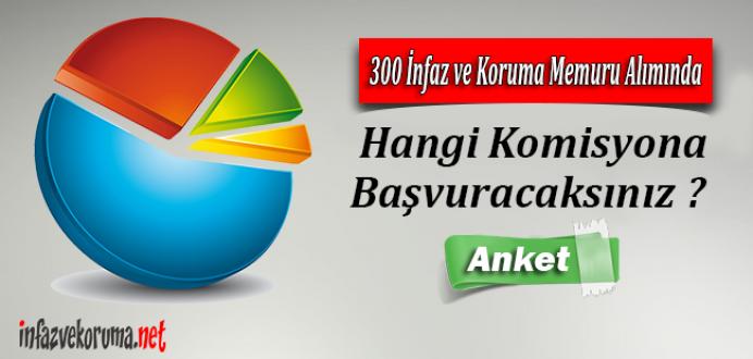 300 İnfaz ve Koruma Memuru Alımında Hangi Komisyona Başvuracaksınız