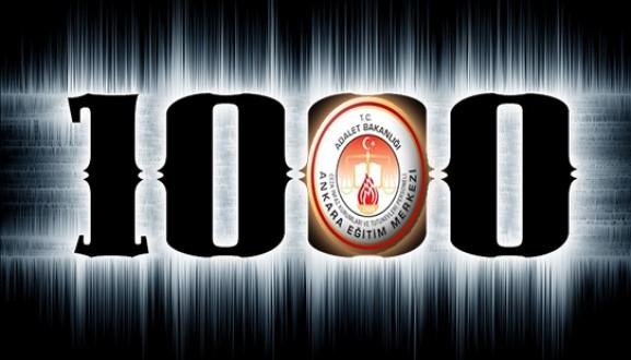 Ankara Eğitim Merkezi 1000. Dönem Eğitimini Gerçekleştirdi...