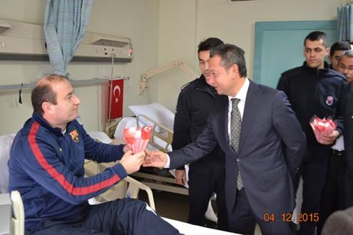 Ankara Sincan T Tipi Kapalı Ceza İnfaz Kurumundan Anlamlı Ziyaret...