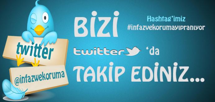 Bizi Twitterda Takip Ediniz...
