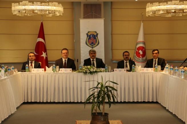 Denetimli Serbestlik Hizmetleri 13.Danışma Kurulu Toplantısı Gerçekleştirildi