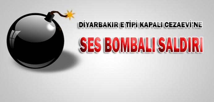 Diyarbakır E Tipi Kapalı Ceza İnfaz Kurumuna Ses Bombalı Saldırı...