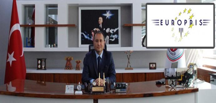 'EUROPRIS'in Genel Müdürümüz Enis Yavuz YILDIRIM ile Yaptığı Röportaj