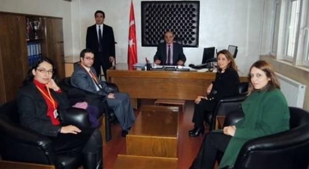 GAÜN ve Gaziantep H Tipi Cezaevi İşbirliği...