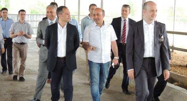 Genel Müdür Enis Yavuz YILDIRIM'ın Kırşehir Açık Cezaevi Ziyareti...