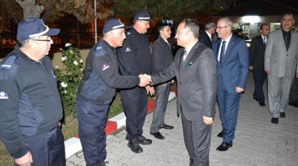 Genel Müdürümüz Enis Yavuz YILDIRIM Afyon Açık Ceza İnfaz Kurumunda İncelemelerde Bulundu