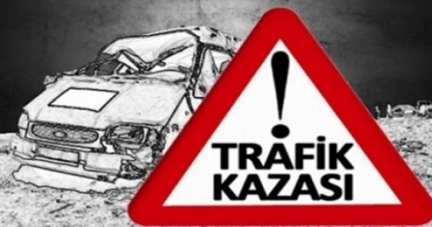 Ordu C.İ.K Personeli İ.K.M Cemil YAZARKAN Trafik Kazası Geçirdi...