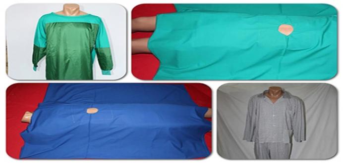 Sağlık Kurumlarının Tekstil Ürünlerinde Bandırma M Tipi İmzası...