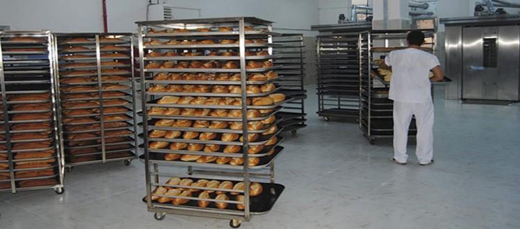 Siverek Açık Ceza İnfaz Kurumunda Ekmek Ve Unlu Mamüller Üretim Tesisi Hizmete Girdi.