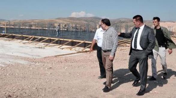 Yozgat'a 2 Adet T Tipi ve Açık Ceza İnfaz Kurumu Yapılıyor...