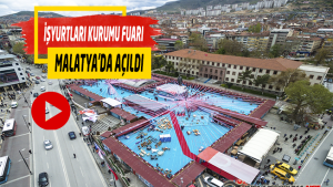 2019 Yılının İlk İşyurtları Kurumu Fuarı Malatya'da Açıldı