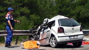 Adana F Tipi Kapalı CİK Personeli Trafik Kazasında Hayatını Kaybetti !