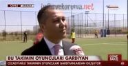 CTE Futbol Takımı Oyuncuları Habertürk Tv'de