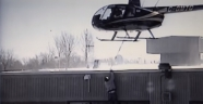 Kanada'da Hapishaneden Helikopterle Kaçan Mahkumların Görüntüleri Paylaşıldı.