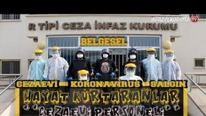 """TRT """"Hayat Kurtaranlar"""" Cezaevi Personeli Belgeseli"""